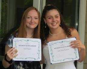 Local Students Receive Scholarships from Lantern Hill