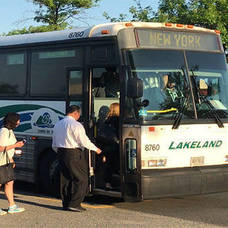 Lakeland Bus Company Asks for Commuter Input on Return of Area Service