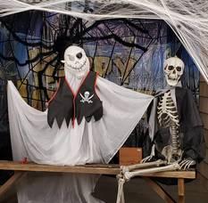 Plenty of Screams for the LBI Region Halloween Scene