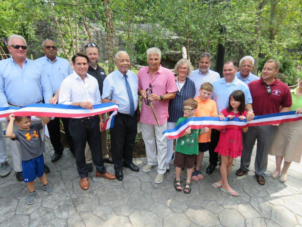 Essex County Zoo Opens Leopard Exhibit Featuring Two Species