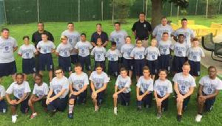 South Plainfield's Youth Learn What It Takes to Become Police Officers  at the Junior Police Academy