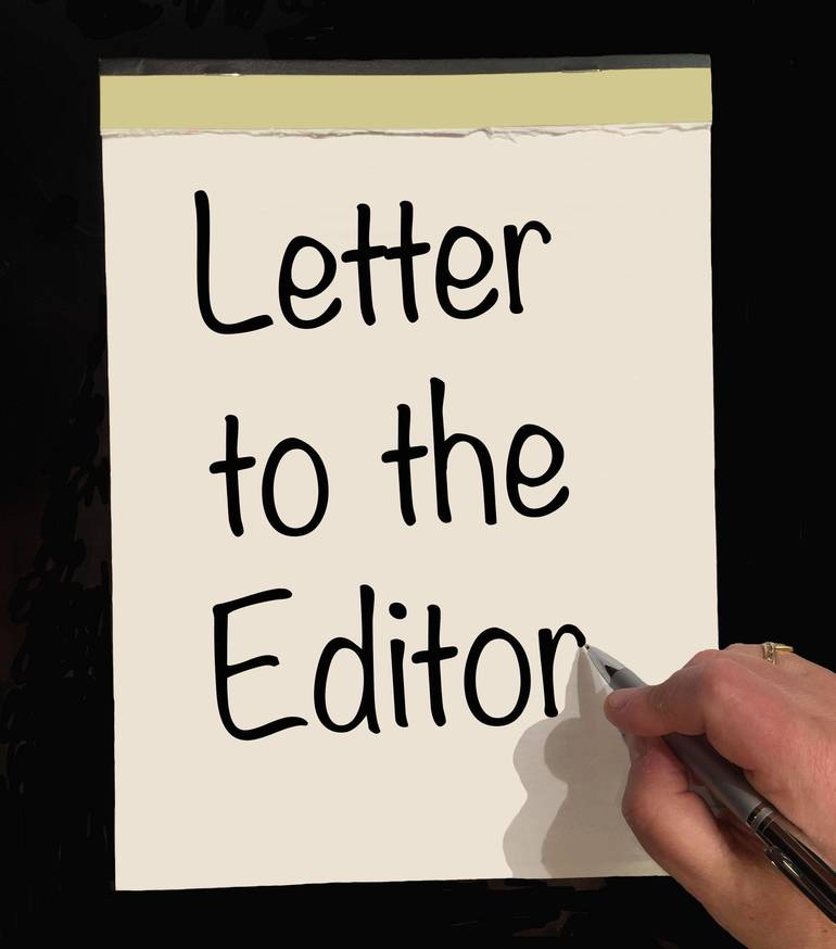 Letter to the Editor - Mayor Anesh's Support of his team - Mott and Smith