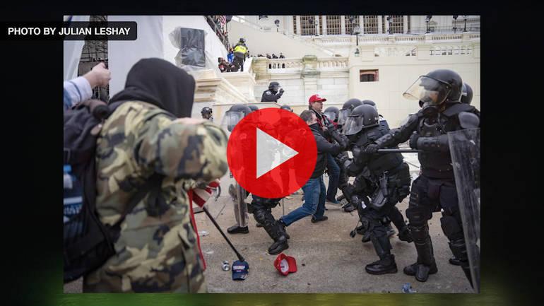 Capitol Hill standoff