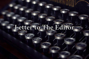 Letter to the Editor, Marijuana, Nutley Cannabis Ban,