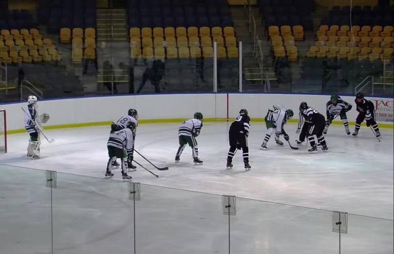 Ice Hockey: Livingston Gets Past Verona, 3-1, in McInnis Cup Opener