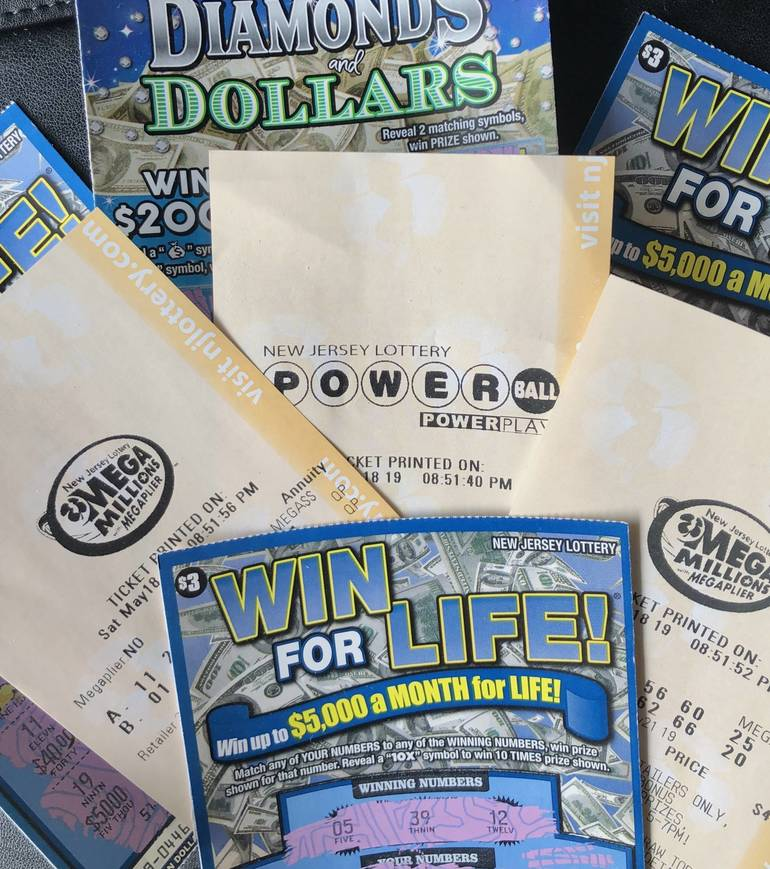 Jersey Cash 5 Lottery: 2 Winning Tickets in Roselle Park and Brick Will Split Prize