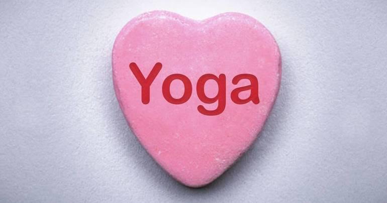 Yoga Valentine