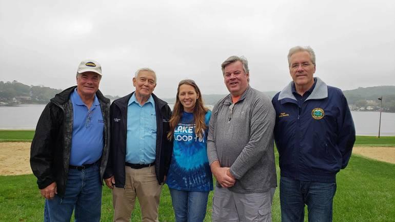 Local Mayors at Lake Loop 2018 - Bob Kays.jpg