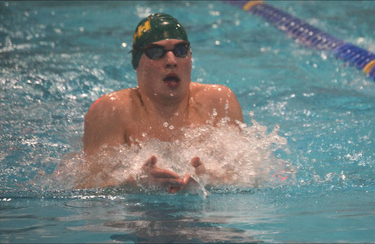 Logan D'Amore swims Breaststroke in the IM.png