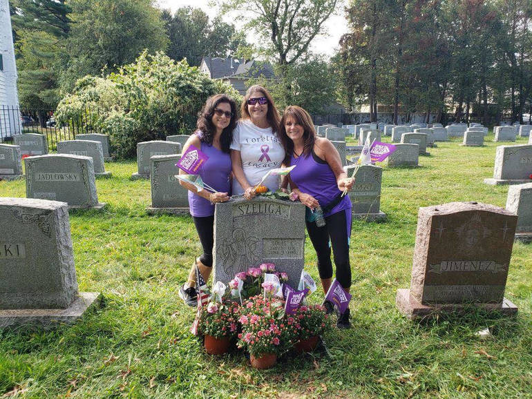 Why I Walk To End Alzheimer's