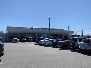 Lodi Motor Vehicle Commission Building