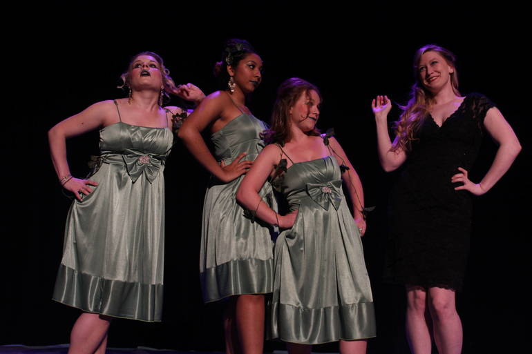 Little Shop Of Horrors Opens September 14: Production to Kick Off Theater Troupe's 60th Season