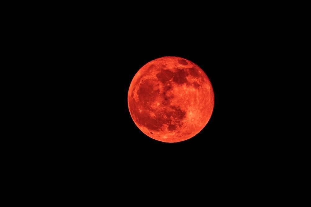 Super Blood Wolf Moon To Appear Over Morristown