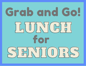 "Three Union Locations Available for ""Grab & Go"" Meals for Seniors"