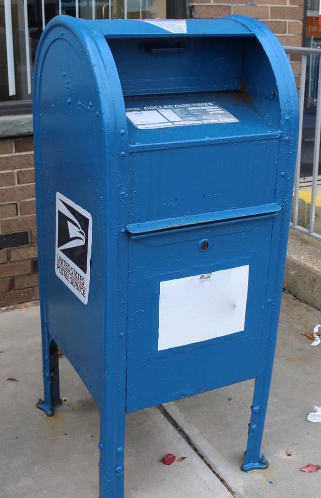 Mailbox at Denville Post Office on Clark Street Burglarized