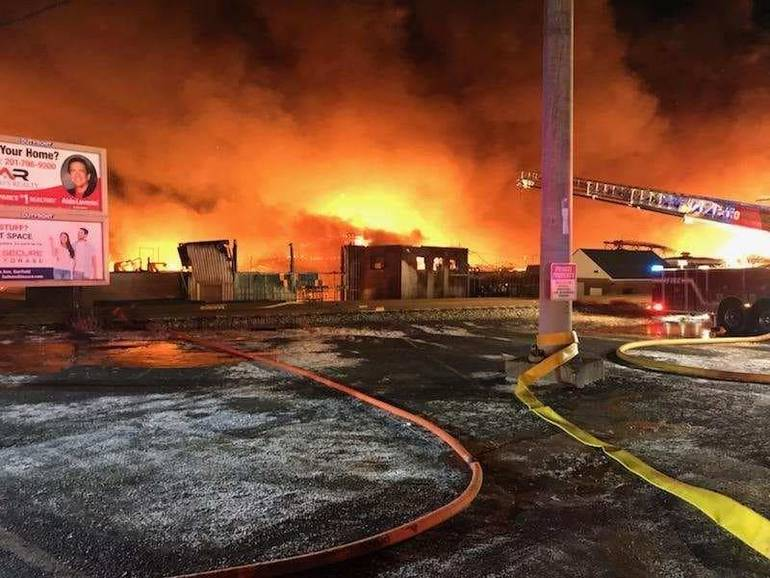 Marcal fire on Weds Jan 30 2019  from HHFD.jpg