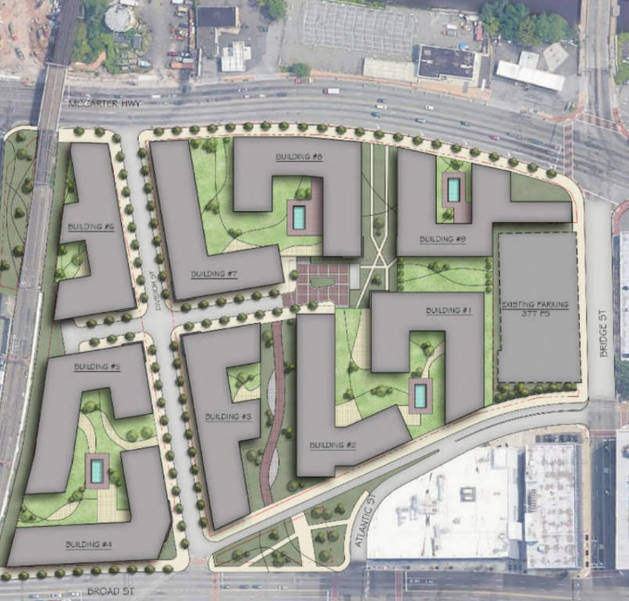 New Redeveloper Will Head Project in Central Ward at Former Newark Bears Stadium Site