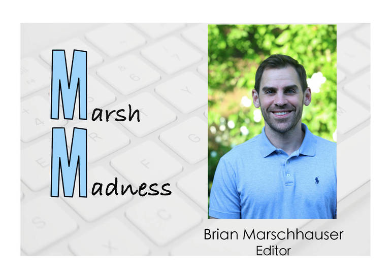 Marsh Madness Column