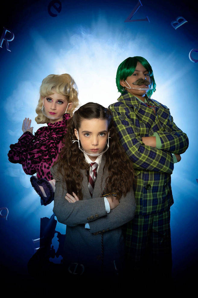 """Local Students Pull Off """"Matilda"""" Performance Despite Pandemic and Power Outage"""