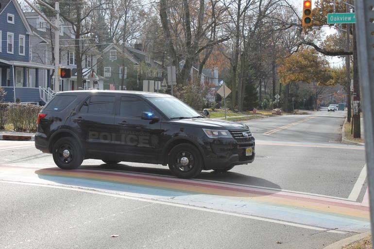 Police Seize Handgun During Traffic Stop in Linden