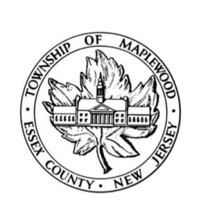 Township of Maplewood Official Seal