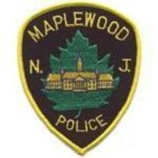 Maplewood Police Department Badge