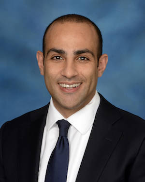 Hackensack Meridian Mountainside Medical Center appoints Daniel Mansour, M.D. as Medical Director of Thoracic Surgery