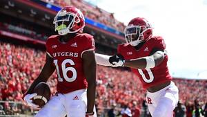 Two Rutgers Football Players Charged in Paintball Shooting Incidents