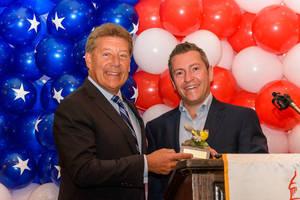 McKeon wins award