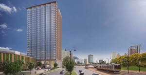 Plans to Construct 25-Story Apartment Building in Newark's Central Ward Get OK From Planning Board