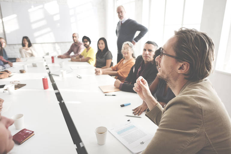 12 Powerful Benefits Gained From Inside a CEO Peer Advisory Group