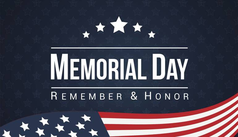 Schedule of Memorial Day Parades and Services for Elizabeth, Roselle and Roselle Park
