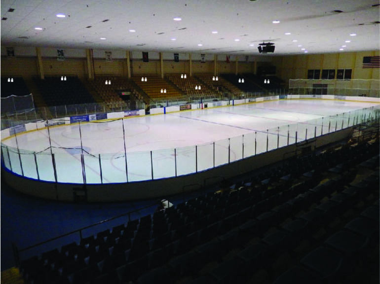 Roxbury hockey, Roxbury COVID-19, Mennen Arena, Roxbury High School ice hockey