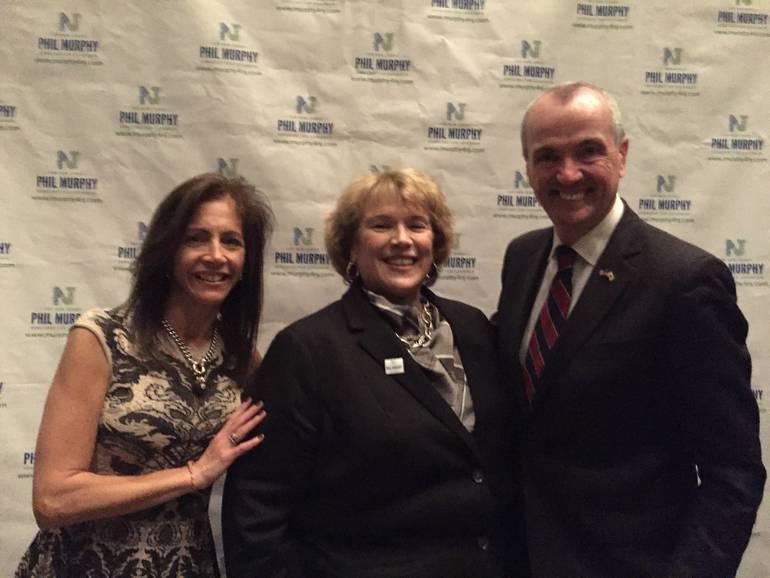 Melanie with Phil and Tammy Murphy.JPG
