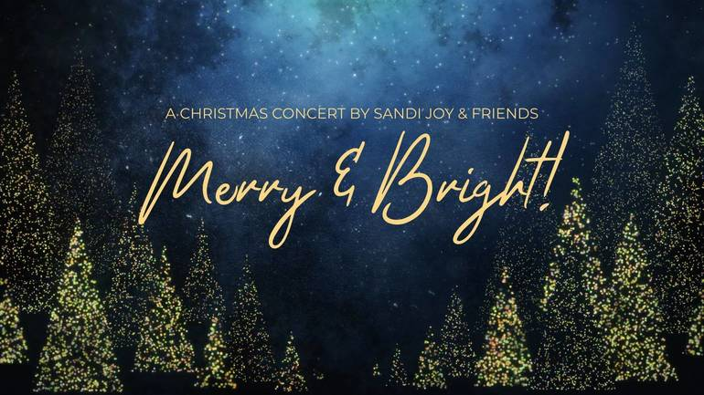 """Merry & Bright"" Christmas Concert at Community Church, Short Hills"