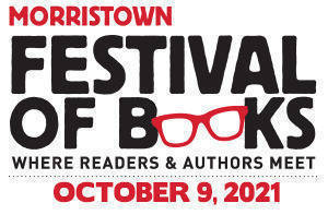 Morristown Festival of Books Hosts Free Event; Saturday October 9