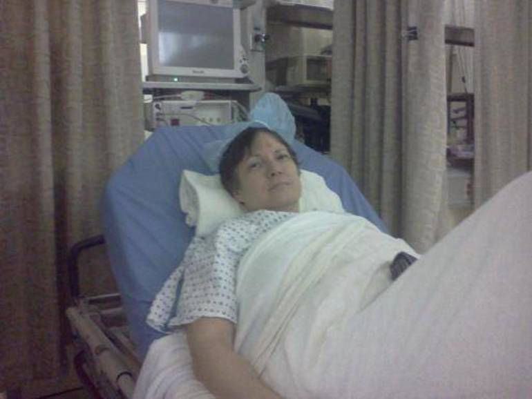 I Had Cancer It Never Had Me Michele Battista Beat Colon Cancer On Mission To Raise Awareness Beseengetscreened Tapinto