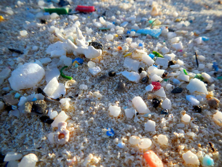 Rutgers Scientist Discovers Micro Plastic Pollution In Raritan, Hudson Rivers