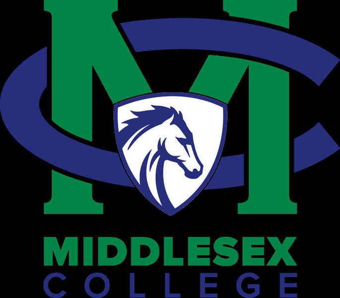 Best crop f930ec79da444eed0104 6a3fda741991ad5ef491 middlesex college logo 2color stacked athletic