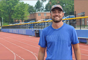 Union Catholic's Mike McCabe was named the New Jersey Girls T&F Coach of the Year by the U.S. Track & Field and Cross Country Coaches Association