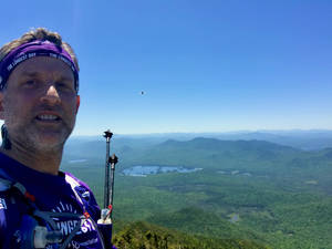 Short Hills Volunteer Hikes to Honor Parents Living with Alzheimer's