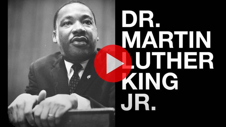 MLK Jr. in Memphis, Birmingham and Atlanta