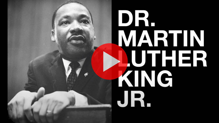 MLK Jr. in Memphis, Birmingham and Atlanta