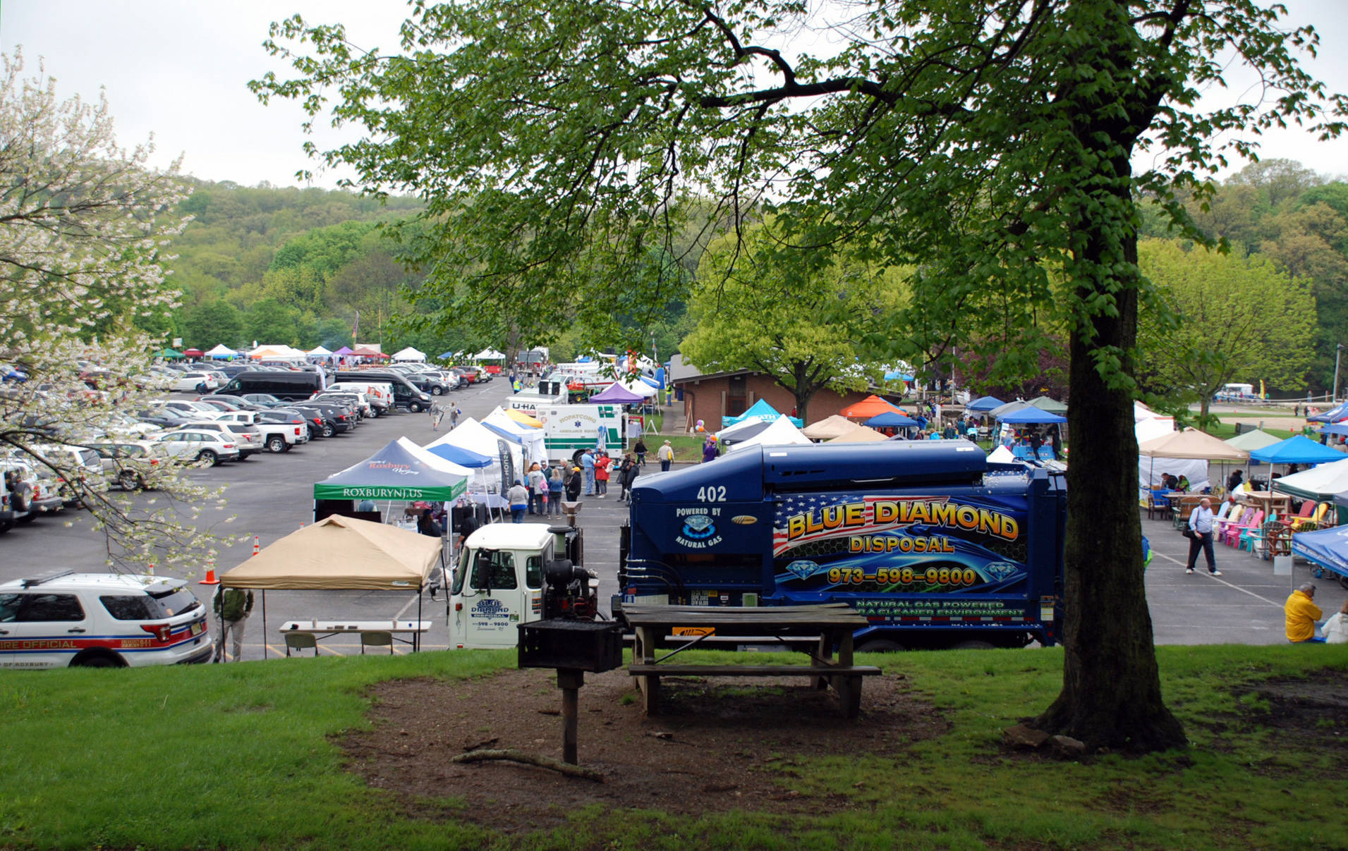 More than 180 vendors gathered at Hopatcong State Park on May 12, 2018, for the 5th Annual Lake Hopatcong Block Party.jpg