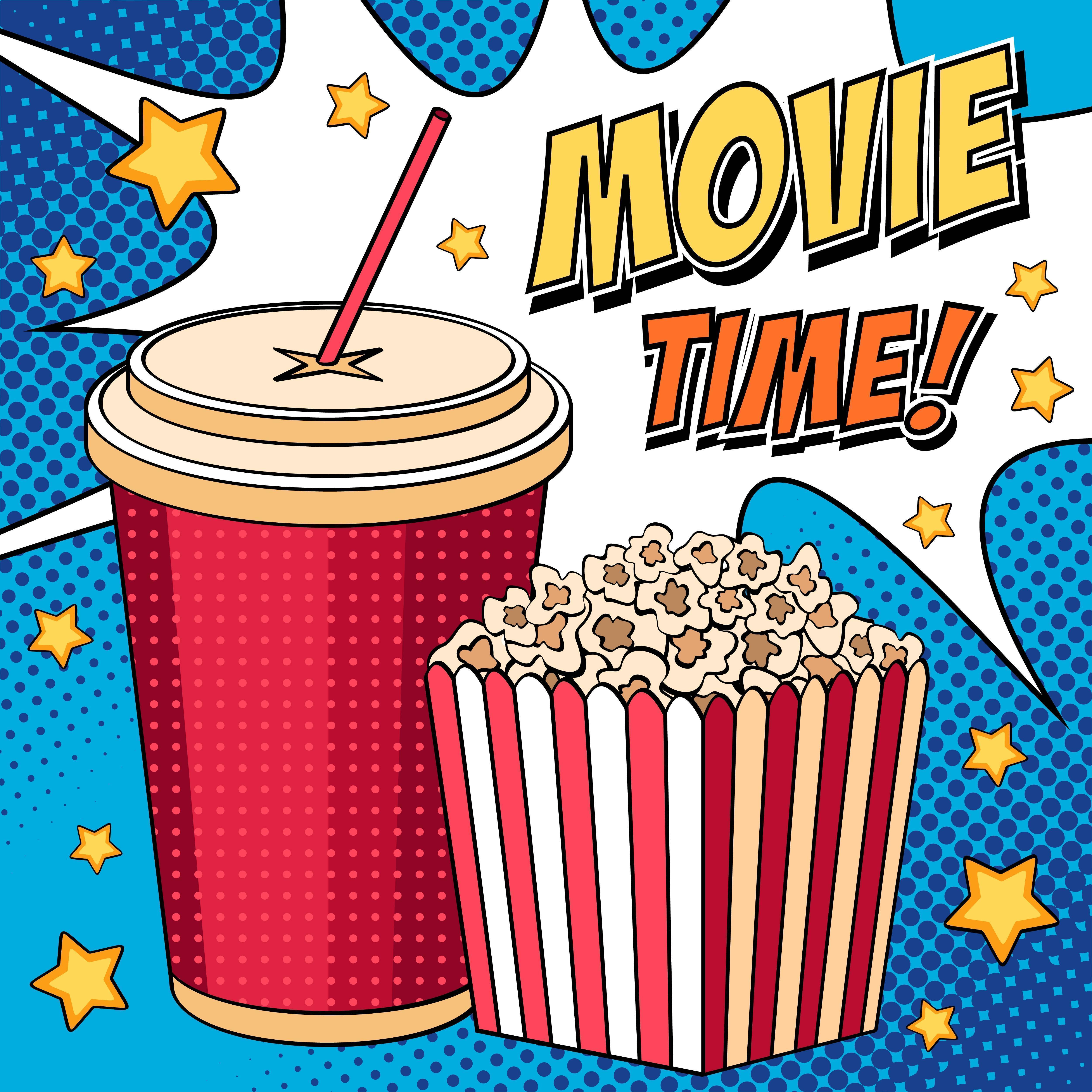 September 2018 Monday Movies at the Bloomfield Public Library