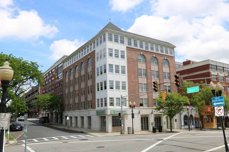 Need a Professional Place to Work? Morristown Works