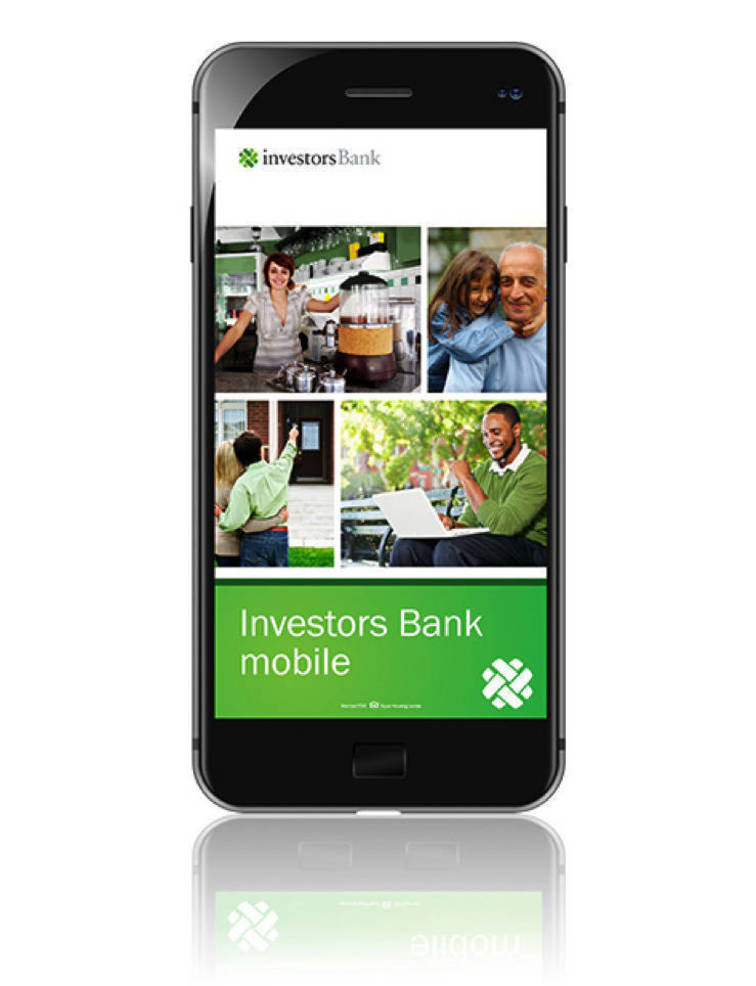 Investors Bank Mobile Brings the Bank to You