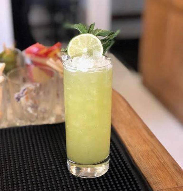 Mocktails are the Key to Enjoying Dry January — Try Ginger 'Mock-jito' Recipe
