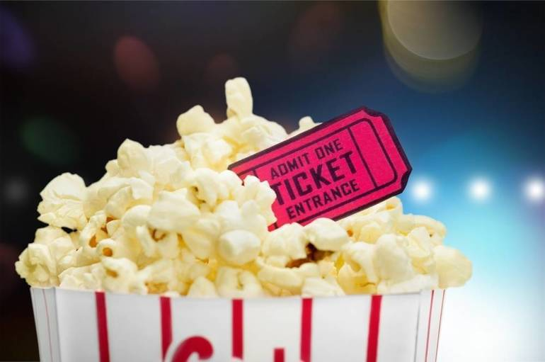 Pop The Popcorn For Helmetta's Drive-In Movie Night