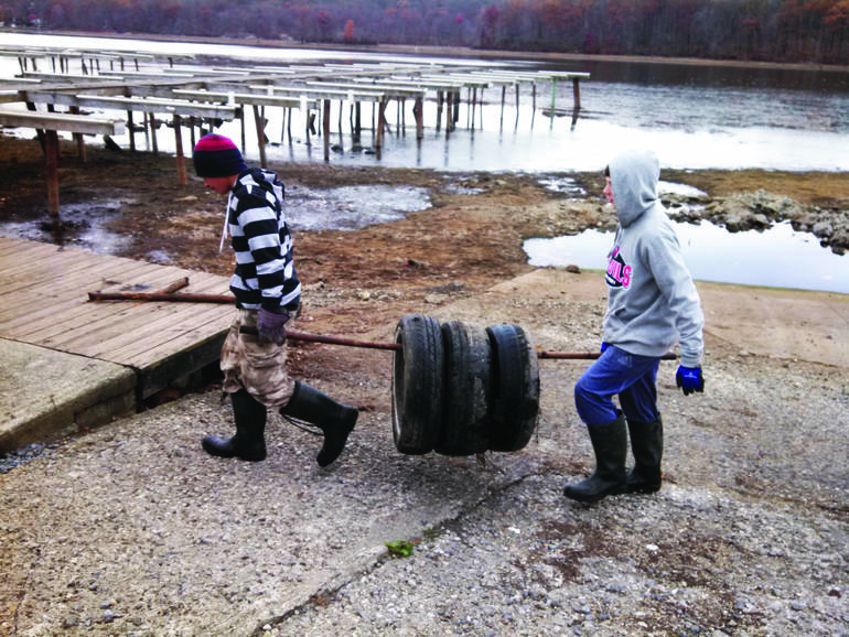 Hundreds of Volunteers Needed for Lake-Wide Cleanup on Nov. 3